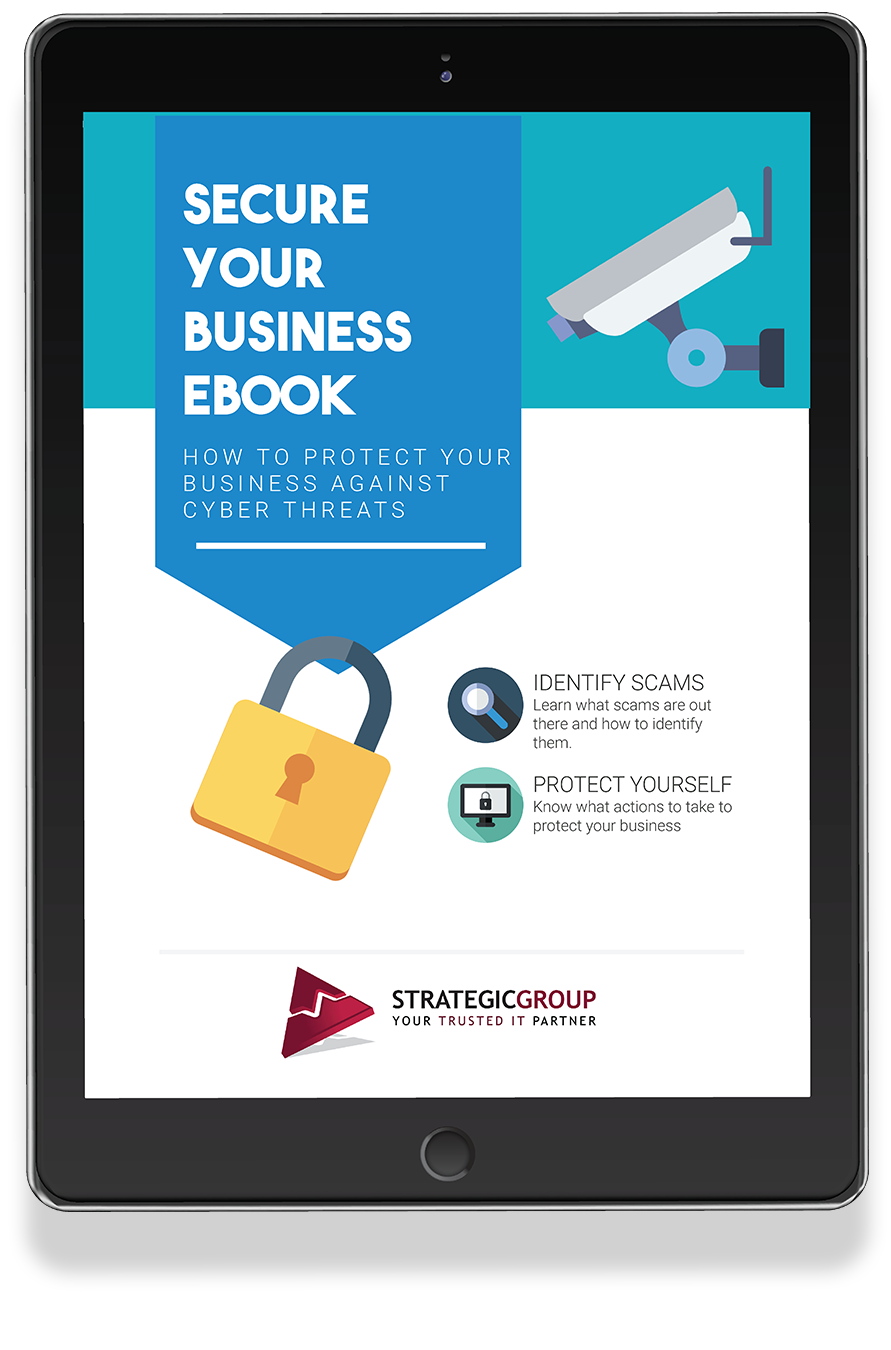 Secure your Business eBook